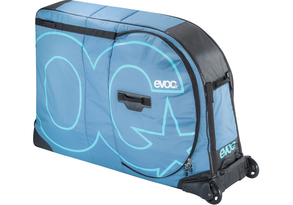 Bolsa para transporte de bike : Evoc bike travel bolsa de transporte l azul campz